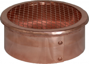 Copper Eave Vent