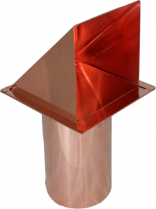 Copper Wall Cap