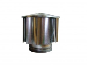 High Wind Ventilator Cap